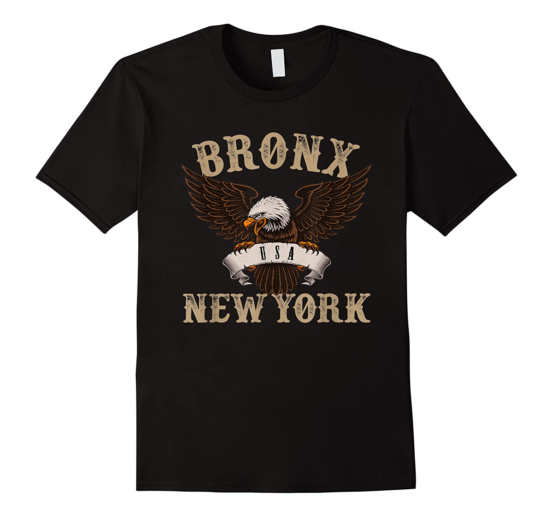 Bronx Usa Bald Eagle Shirts
