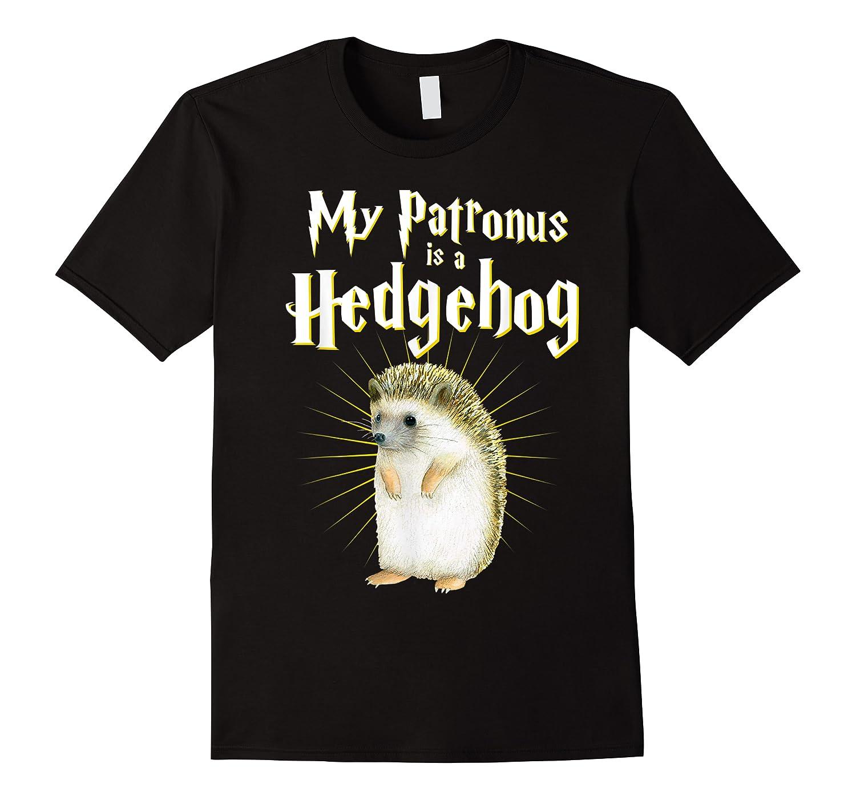 My Patronus Is A Hedgehog Harry Fan Cute Gift Shirts