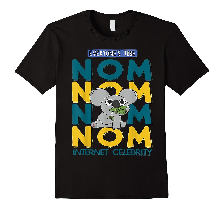 We Bare Bears Nom Nom Everyone's Tube Internet Celebrity Shirts