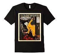 La Victoria Arduino Caffe Cafe Espresso Poster Shirts Black