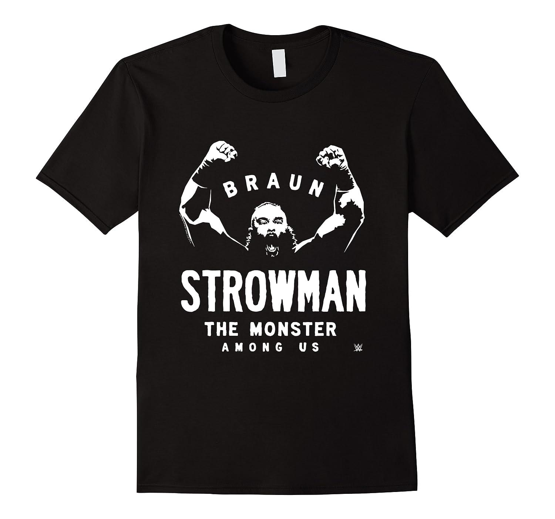 Braun Strowman The Monster Among Shirts Men Short Sleeve