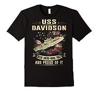 Davidson Ff 1045 Shirts Black