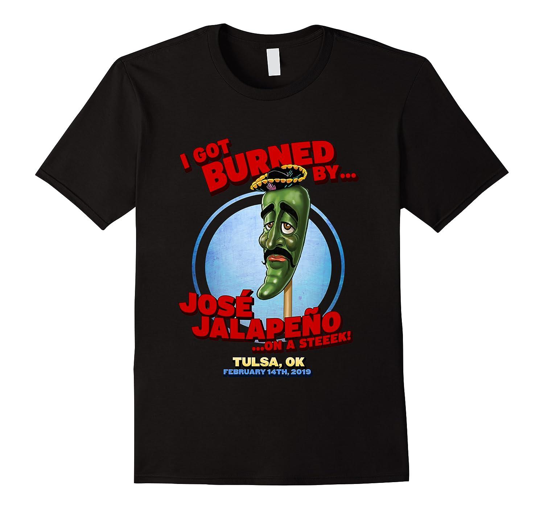 Jose Jalapeno On A Stick Tulsa, Ok Shirt Men Short Sleeve