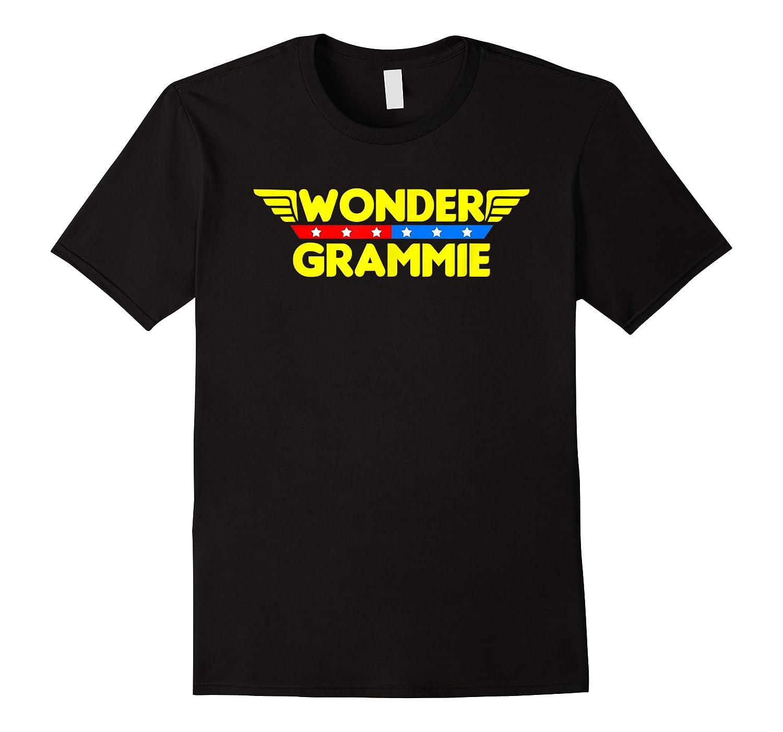 Wonder Grammie Mother S Day Gift Mom Grandma T Shirt
