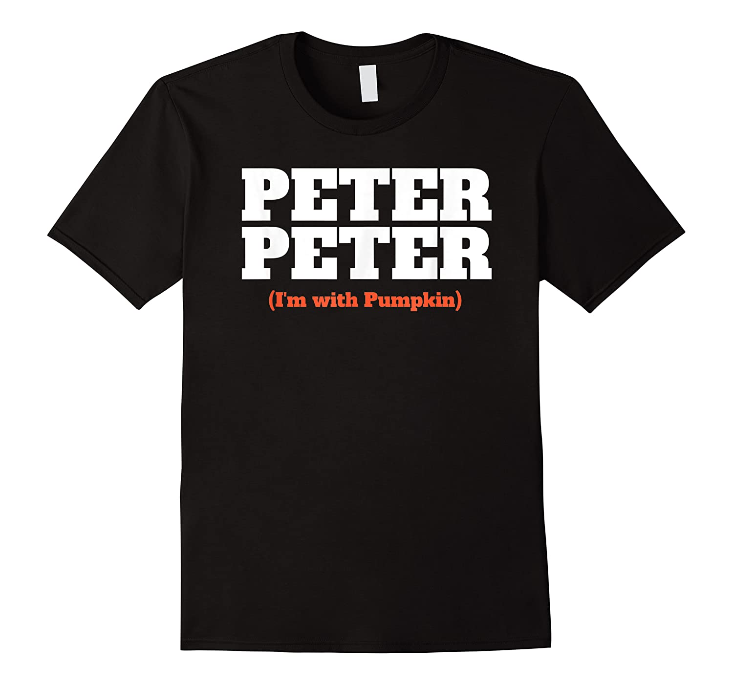Funny Halloween For Peter Peter Couples Costume Shirts