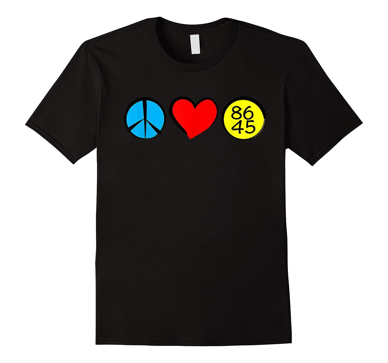 8645 Impeach Trump T Shirt T Shirt
