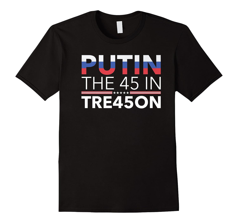 Impeach President Resist Russian Putin Anti Trump 2020 Premium T Shirt