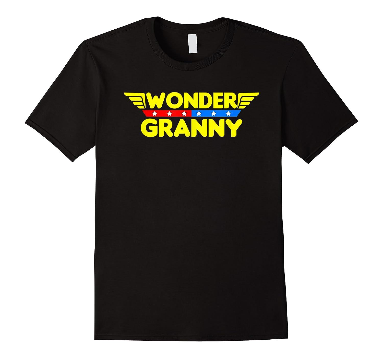 Wonder Granny Mother S Day Gift Mom Grandma T Shirt
