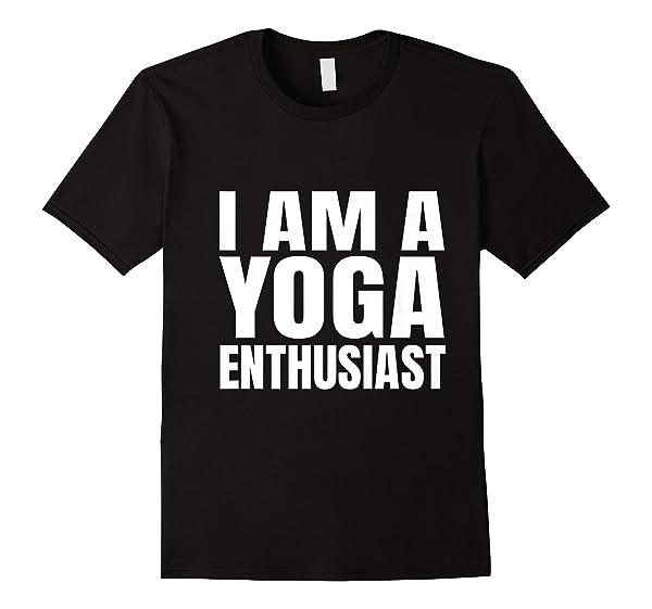 Yoga Enthusiast Shirt Yoga Obsession Premium T-shirt