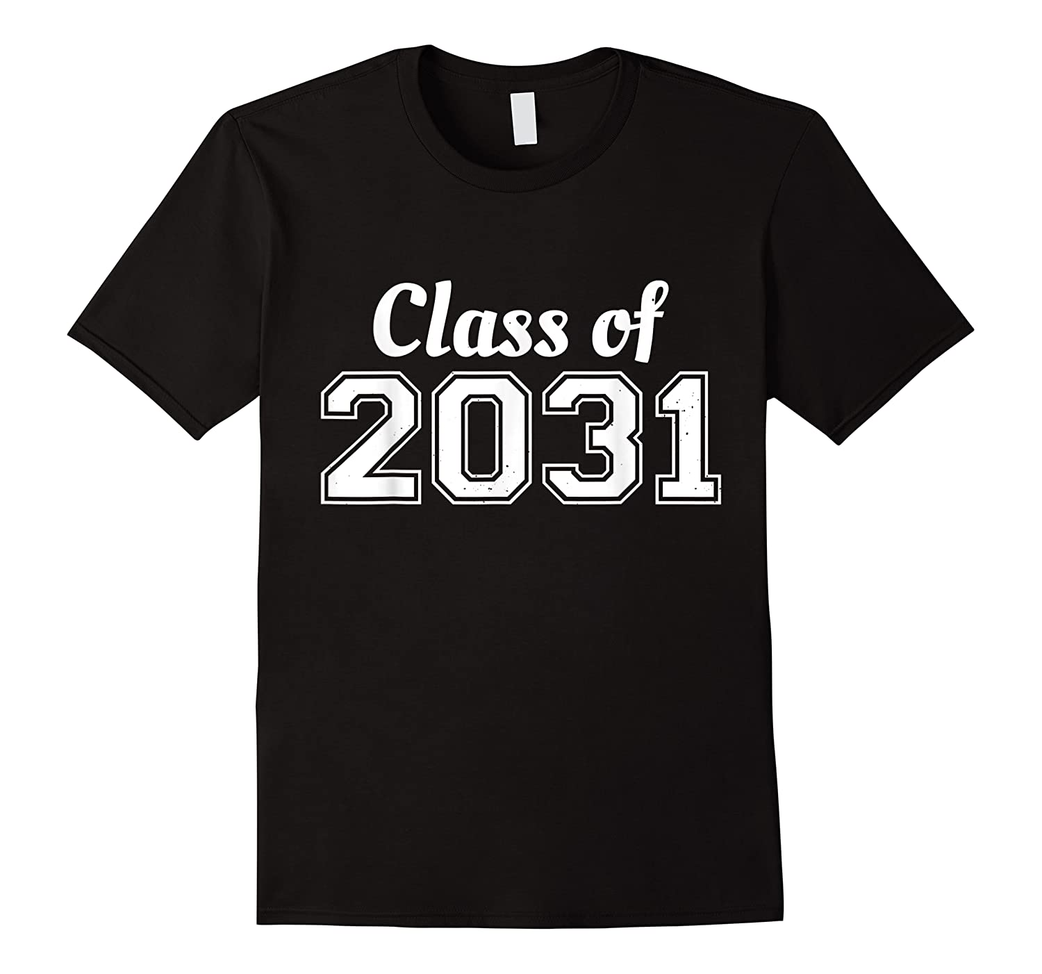 Class Of 2031 Grow With Me First Day Of Back To School Shirts