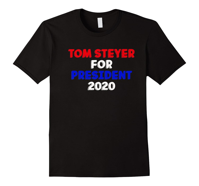 Tom Steyer For President Vote 2020 Election Impeach Trump Premium T Shirt