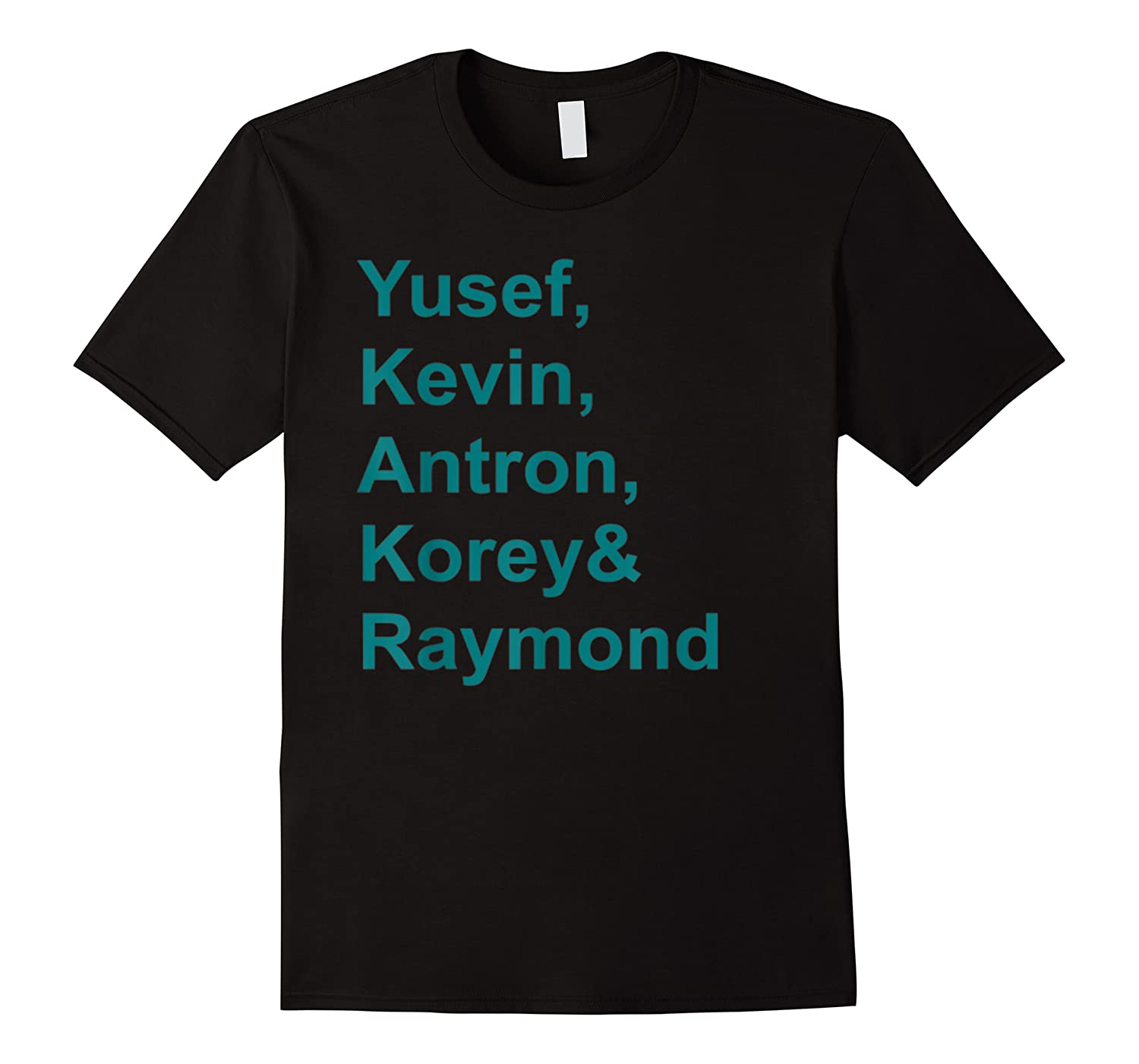 Central Park 5 T-shirt Central Park 5 Real Story Tshirt