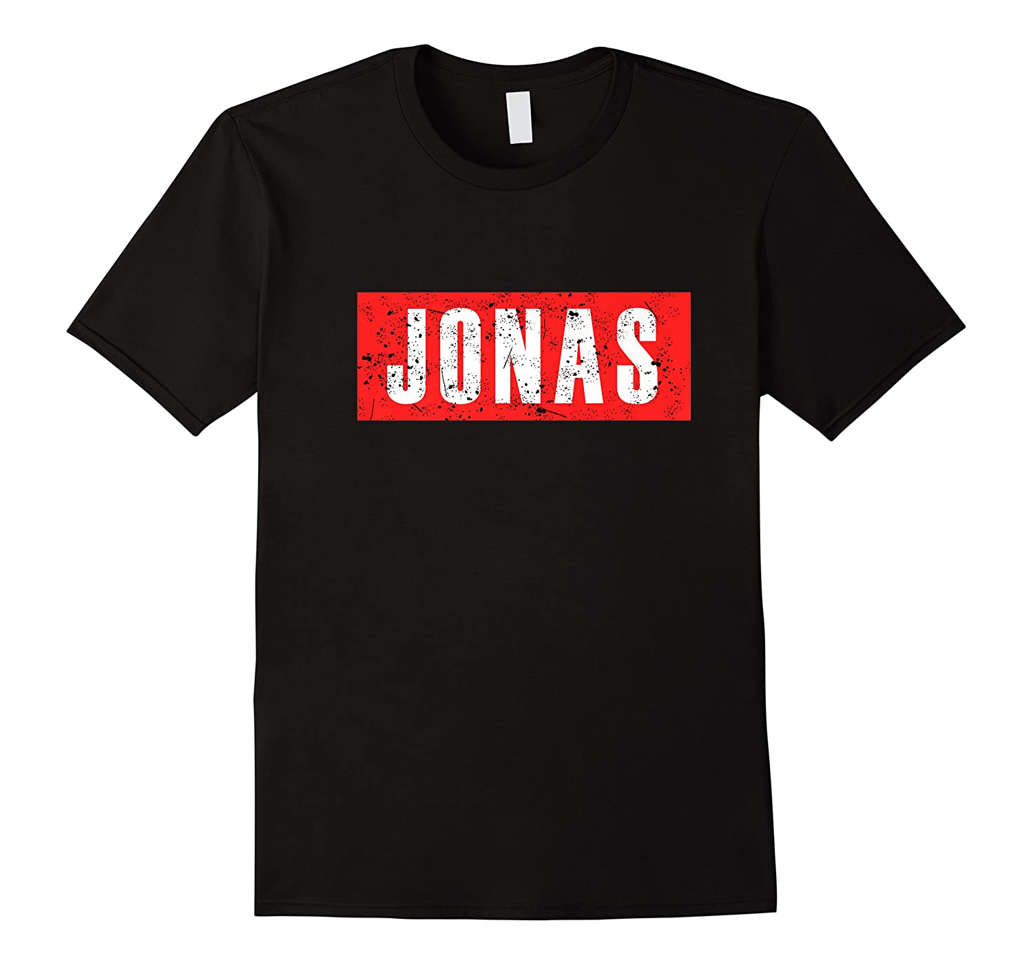 Jonas First Given Name Pride Funny Premium T Shirt