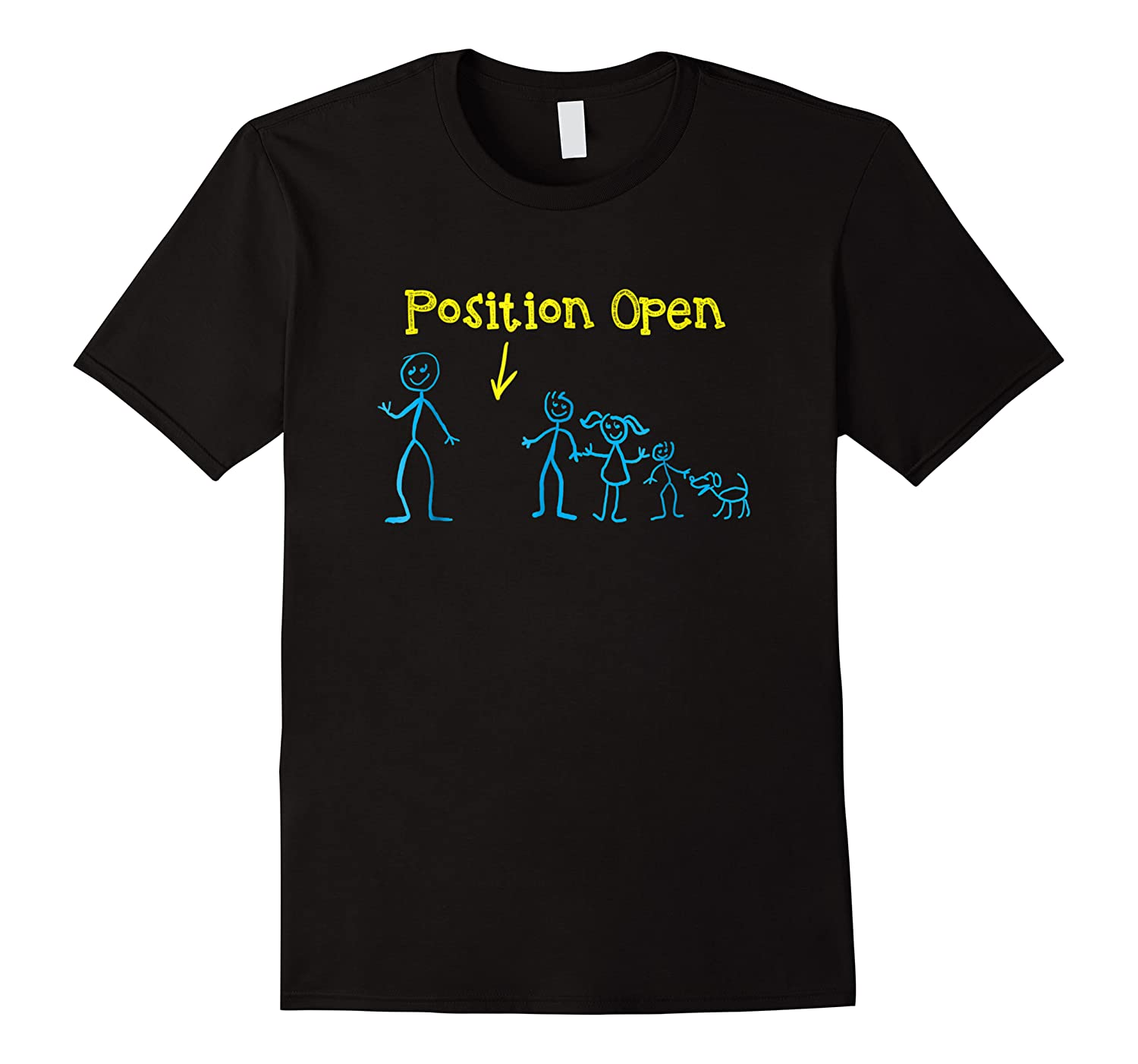 S Funny Single Dad T Shirt Position Open By Zany Brainy