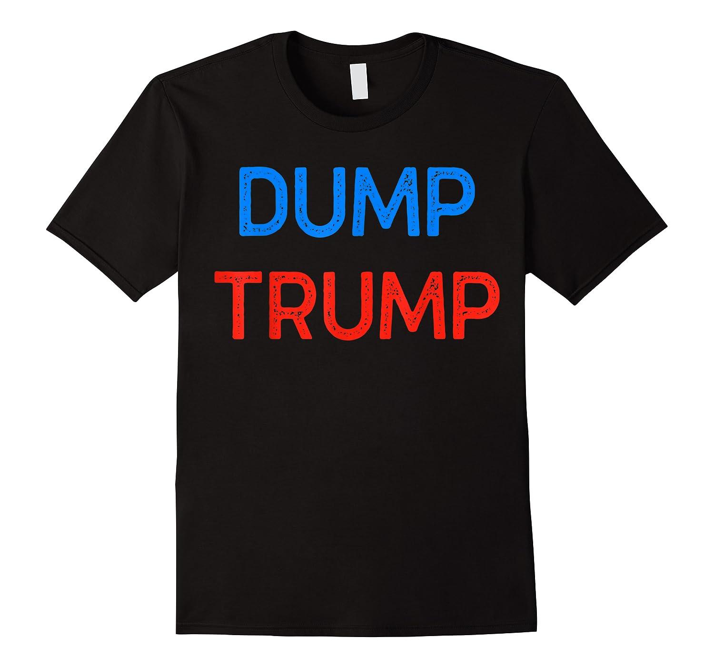 Funny Impeach Trump 45 Anti President Dump Trump Gift T Shirt