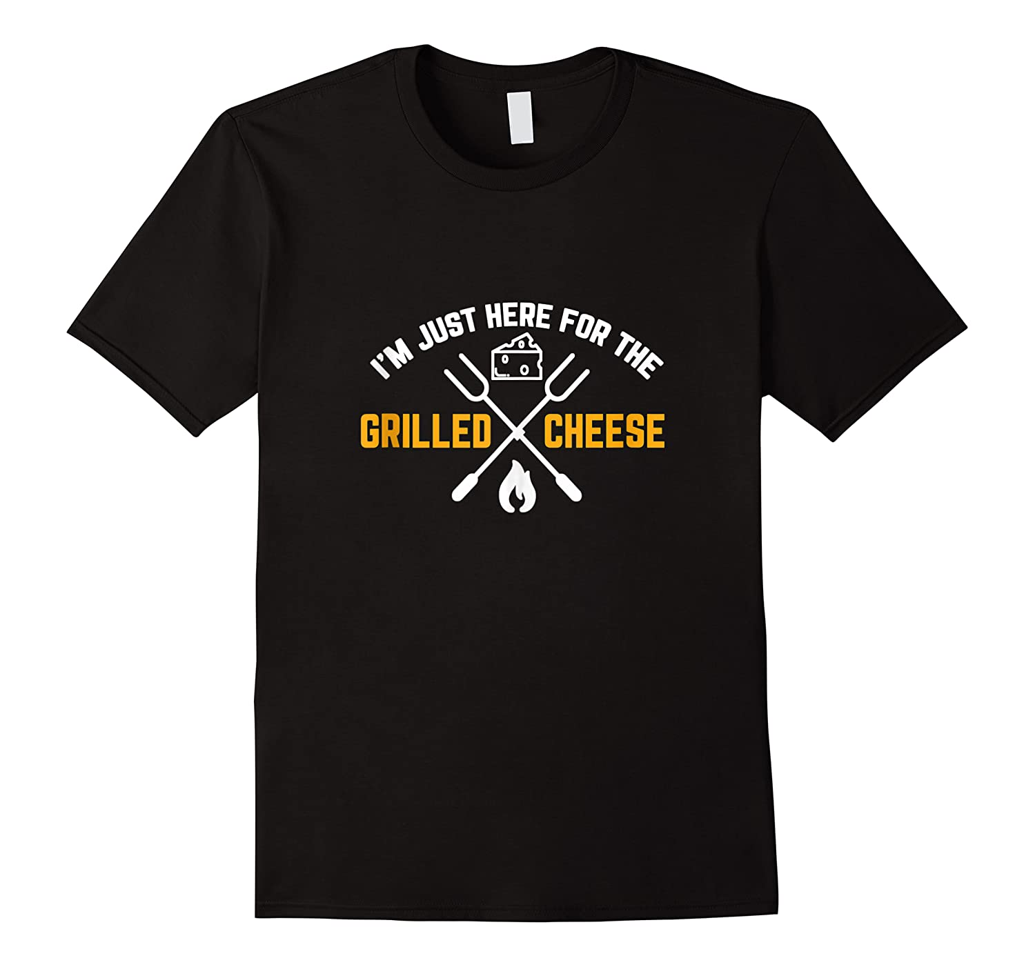I M Just Here For The Grilled Cheese Funny Gift Tank Top Shirts
