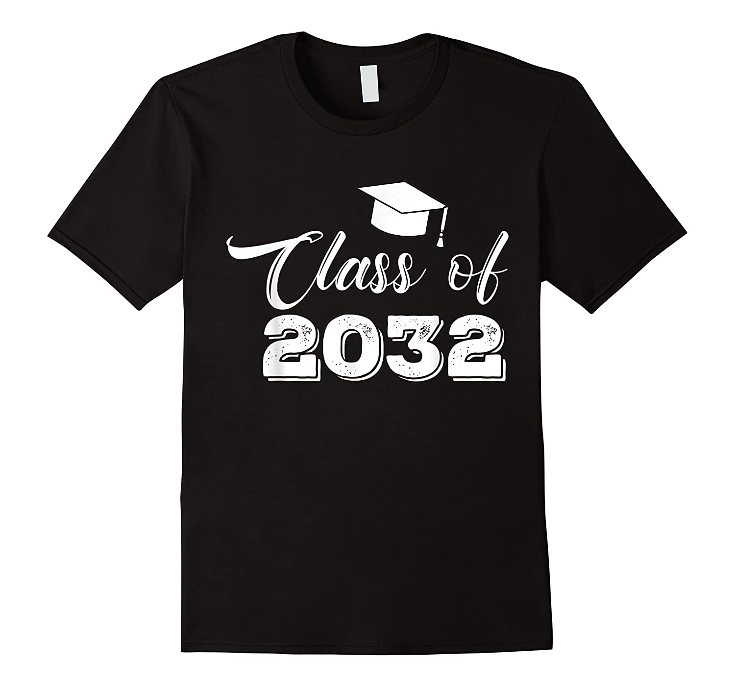 Class Of 2032 Grow With Me Funny Gift Back To School Shirts