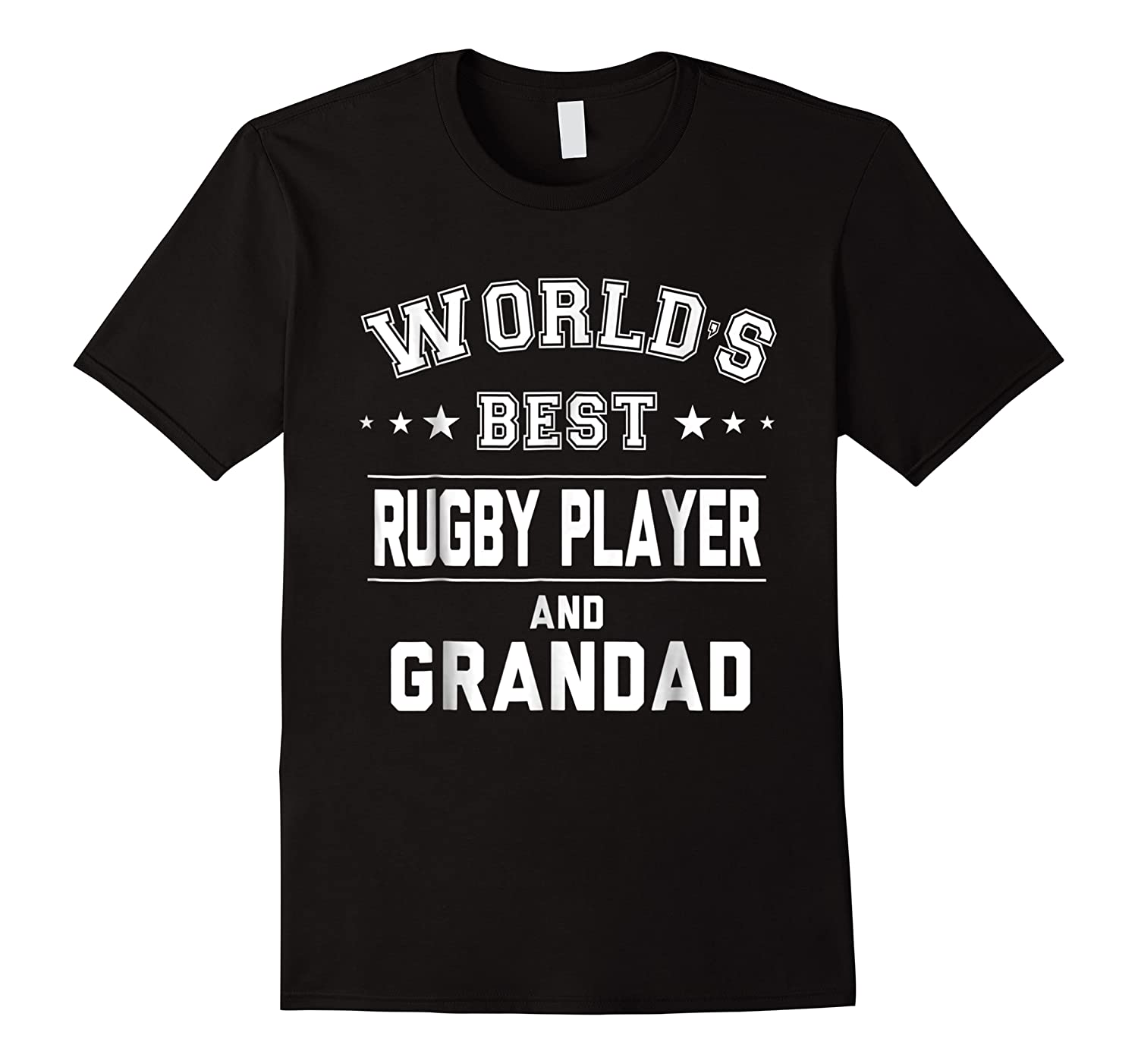 Worlds Best Rugby Player And Grandad Gift Cm Shirts