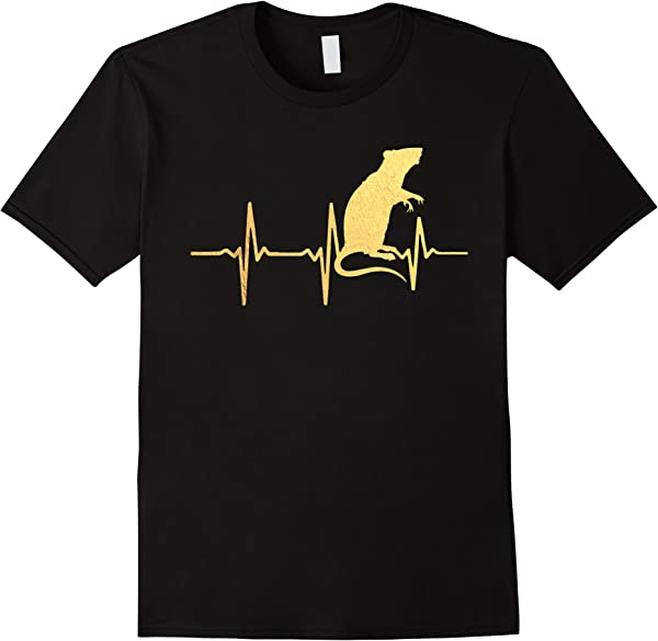 Ratte Shirt - T Shirt Ratte