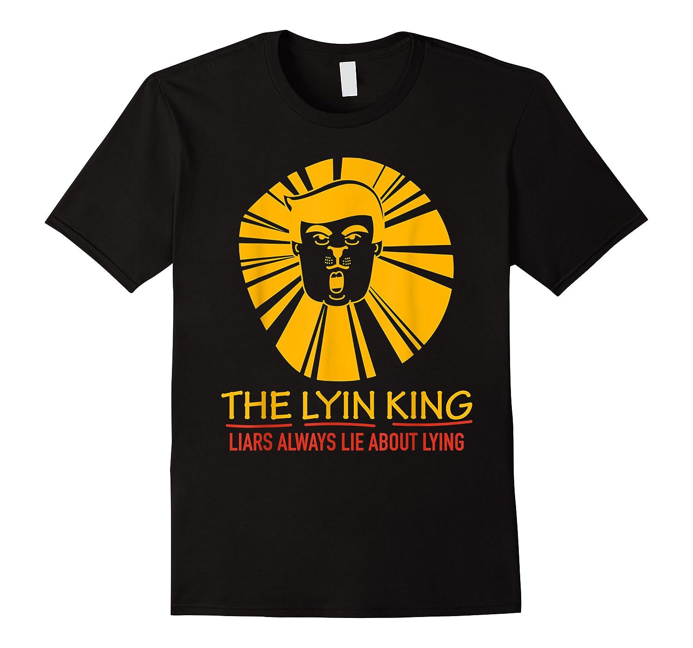 The Lyin King Impeach Anti Trump T Shirt