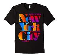New York City T Shirt Urban Nyc Fashion Style T Shirt Nyc T Shirt Black