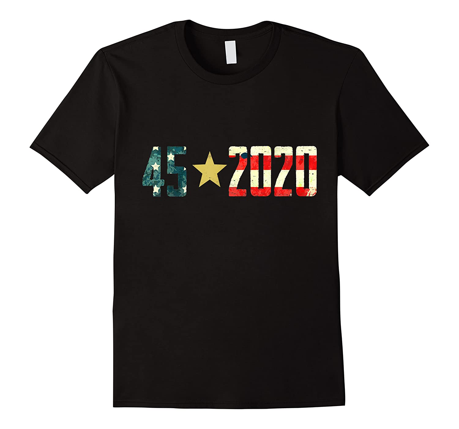 452020 Donald Trump America Re Election T Shirt Gift
