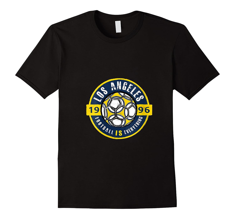 Football Is Everything Los Angeles La Blue Vintage Shirts