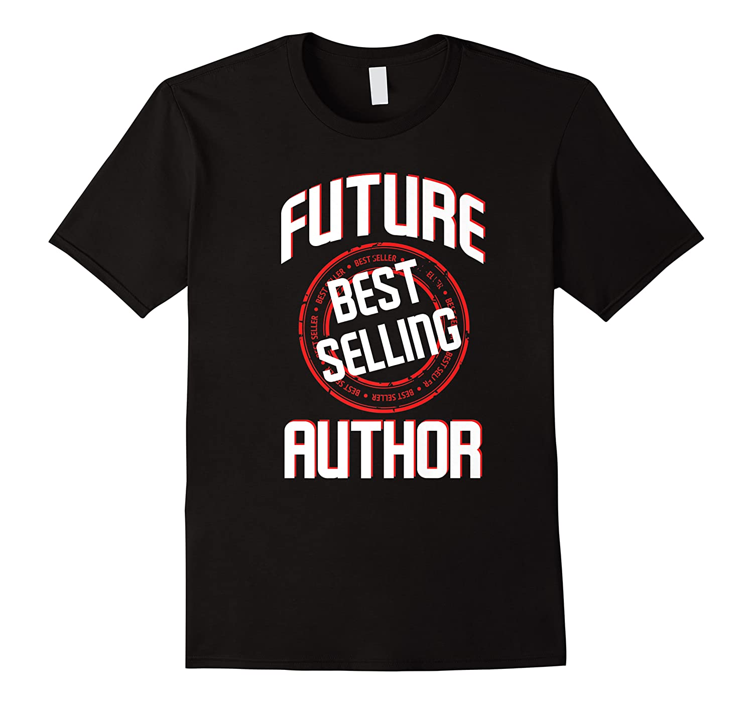 Future Best Selling Author Gift For Writer Premium T Shirt
