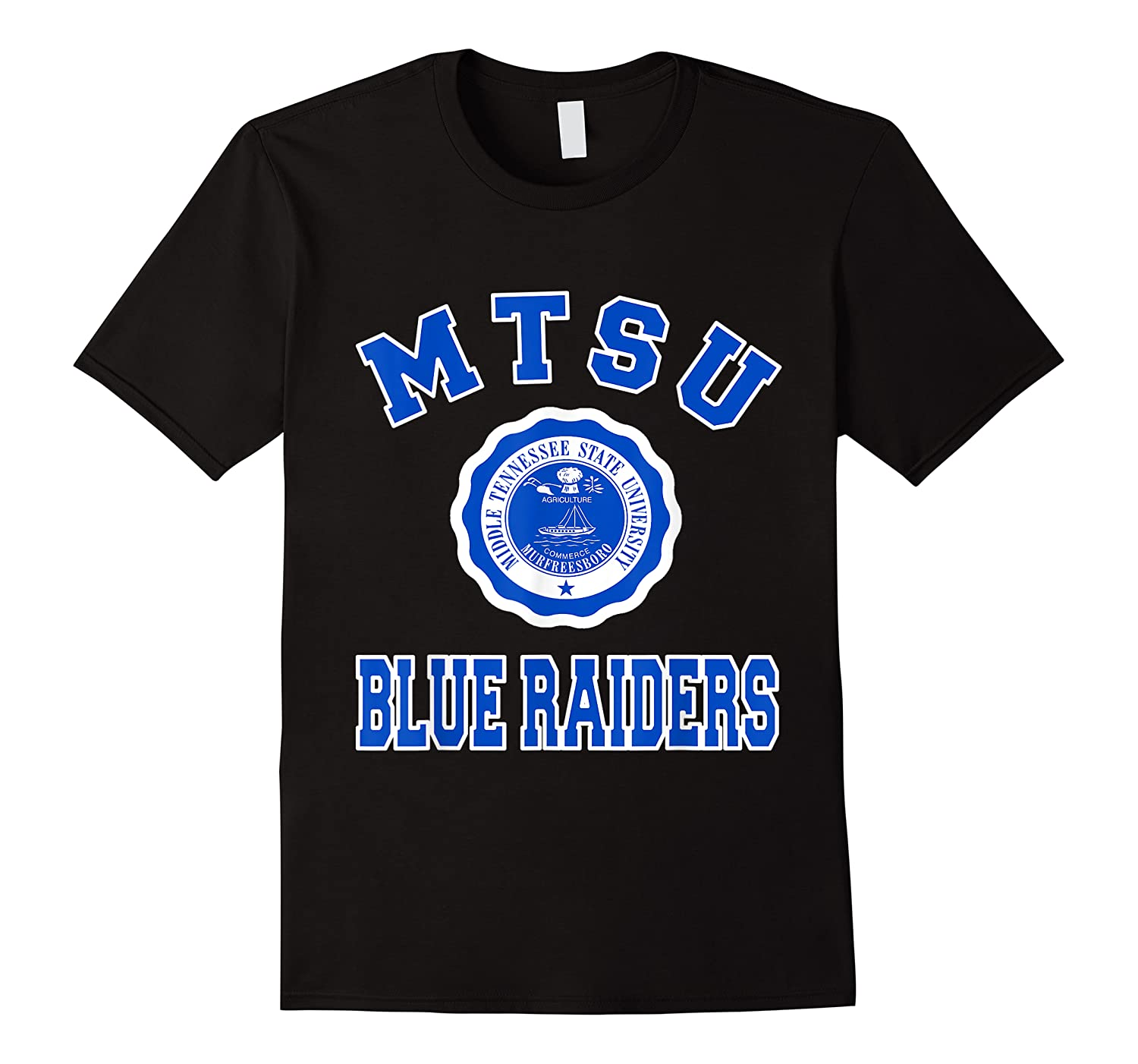 Middle Tennessee State 1911 University Apparel T Shirt