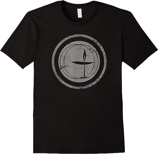 Distressed Vintage Unitarian Universalist T-shirt