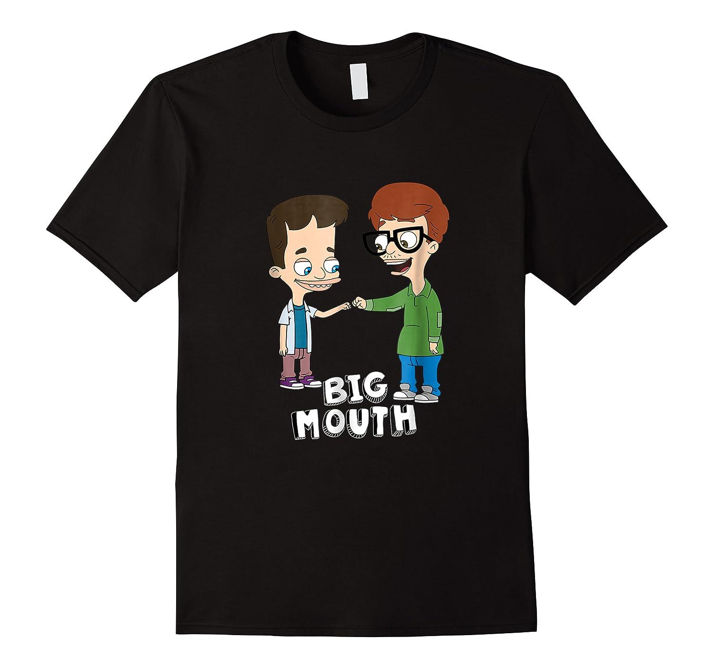 Netflix Big Mouth Fist Pump Shirts