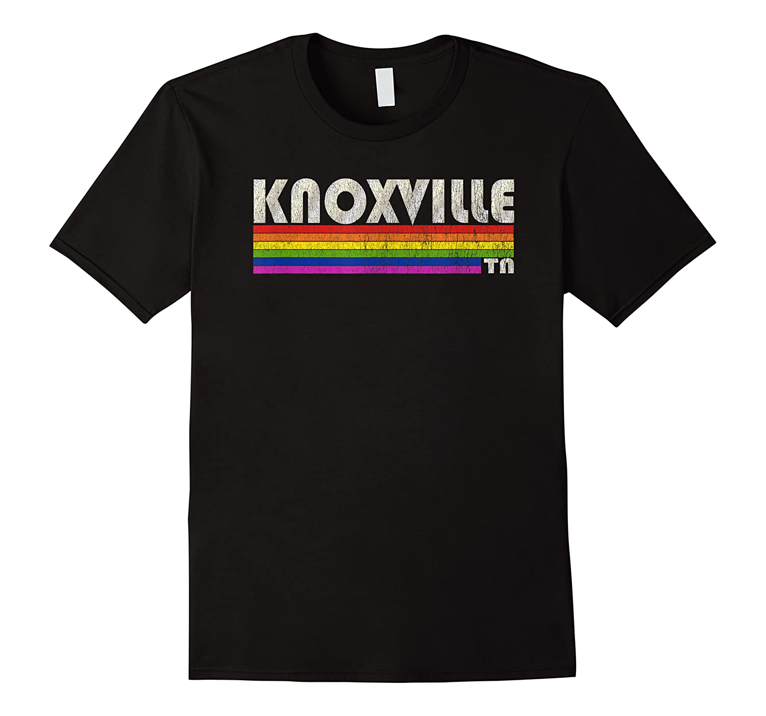 Vintage 80 S Style Knoxville Tn Gay Pride Month Shirts