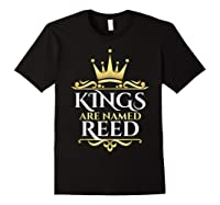 Kings Are Named Reed Shirts Black