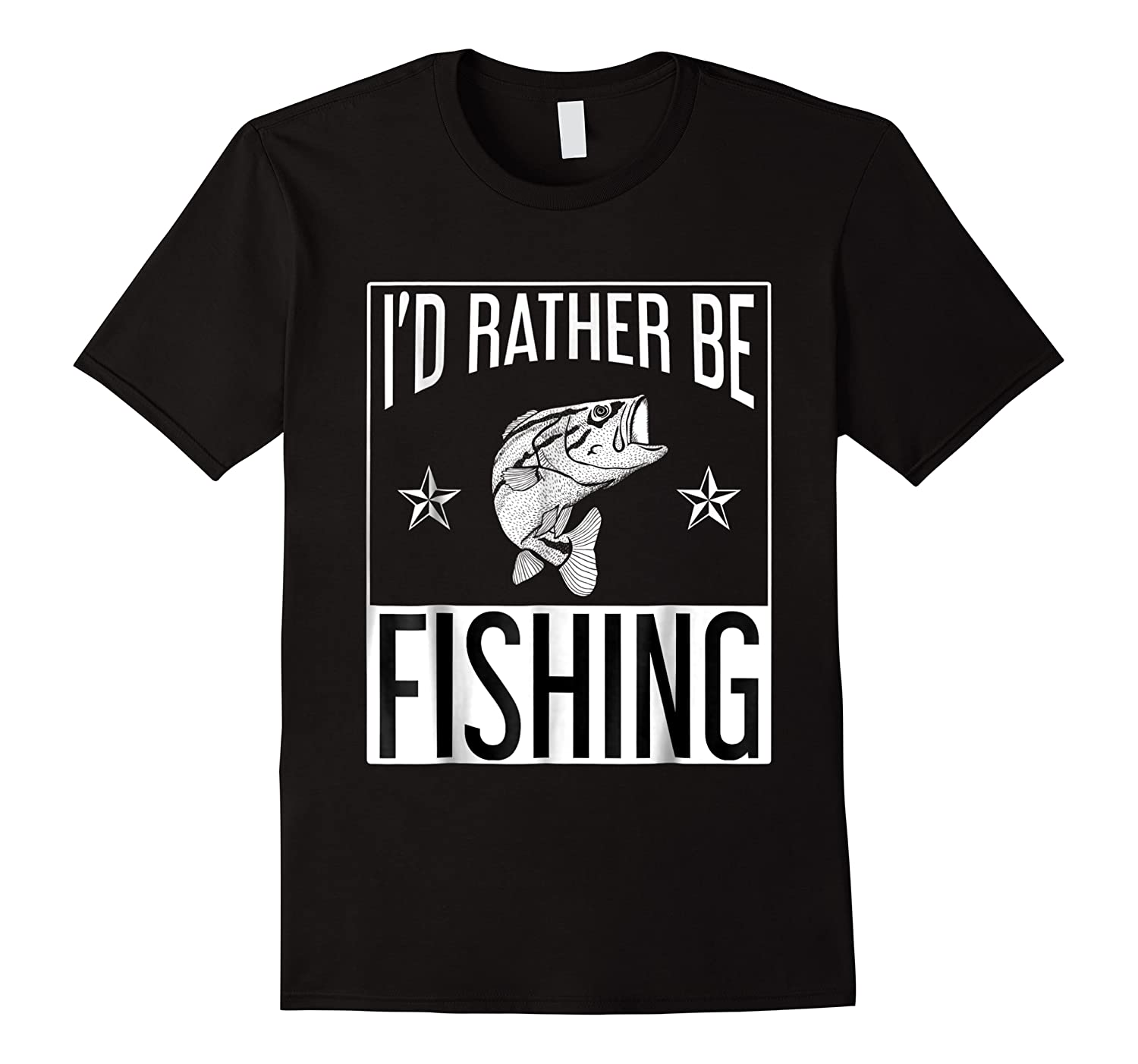 I'd Rather Be Fishing Shirts