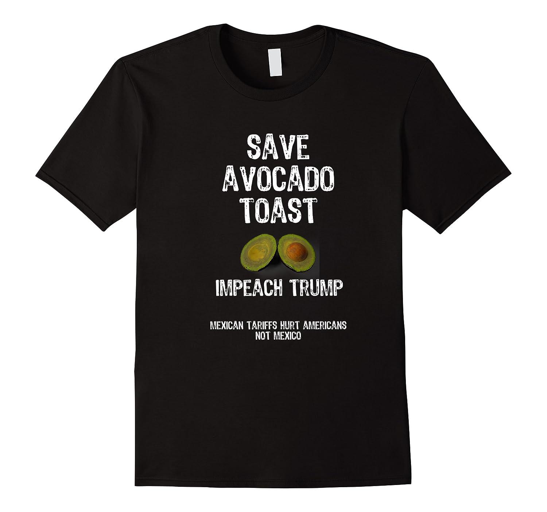 Save Toast Impeach Trump Tee Premium T Shirt