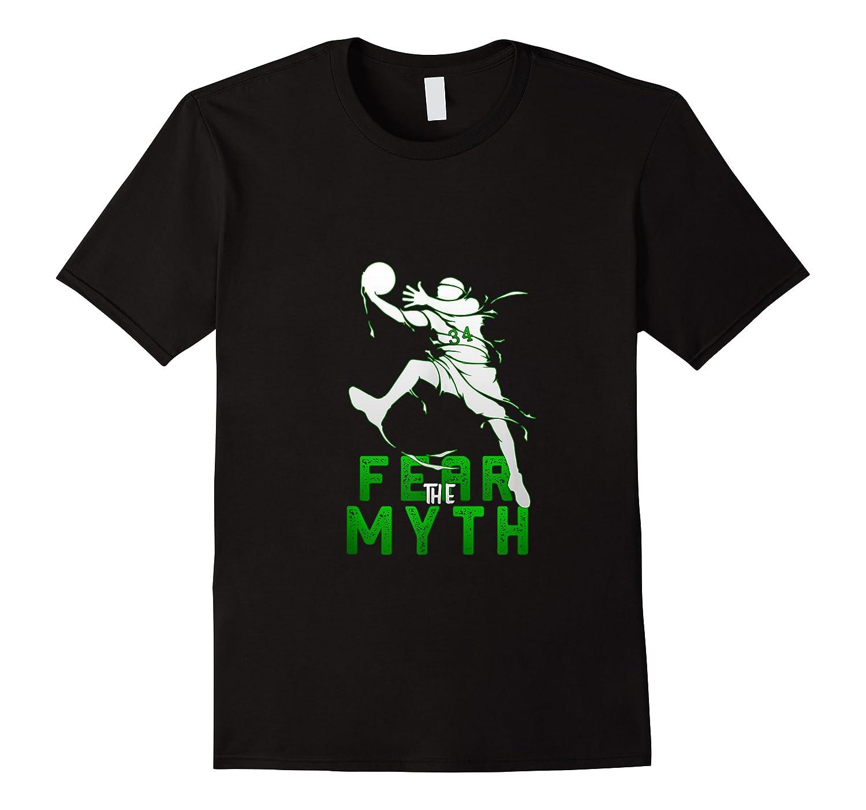 Gift For Milwaukee Basketball Bucks Fans 34 R The Myth Shirts
