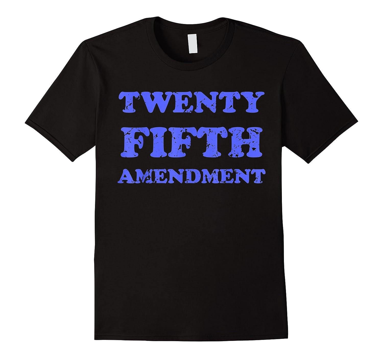 Vintage Twenty Fifth Adt Impeach Trump T Shirt