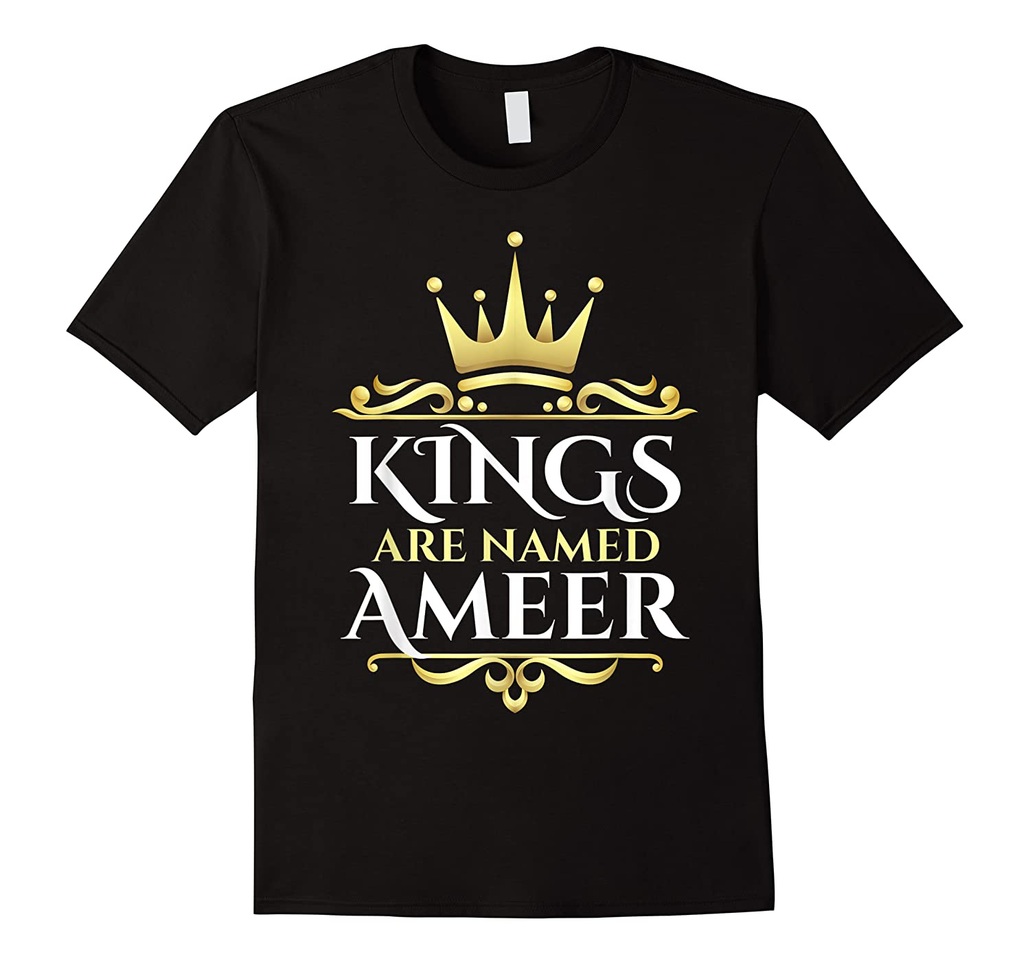 Kings Are Named Ameer T-shirt
