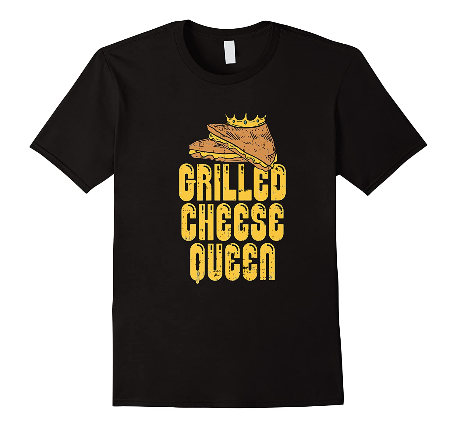 Gift For The Queen Grilled Cheese Maker Of The House Premium T Shirt