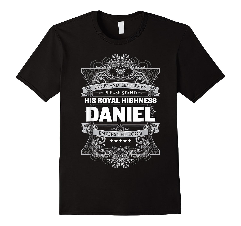 Daniel First Name Shirts