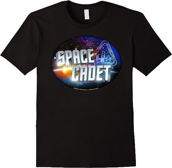 Star Trek Starfleet Academy Space Cadet Nebula T-shirt