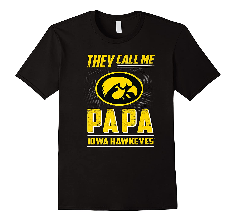 Iowa Hawkeyes They Call Me Papa T-shirt - Apparel