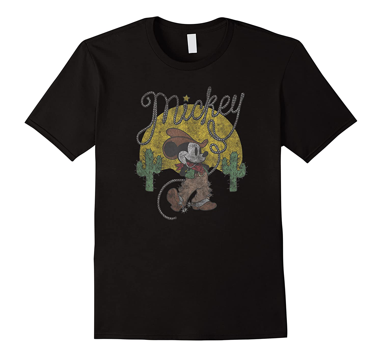 Disney Mickey Mouse Cowboy T-shirt