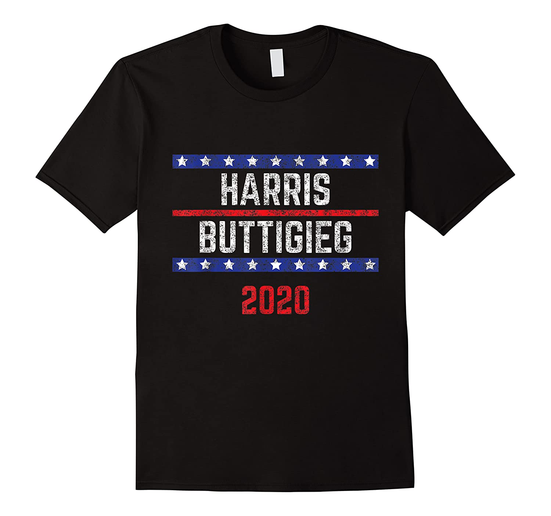 Kamala Harris And Mayor Pete Buttigieg On The One Ticket Shirts