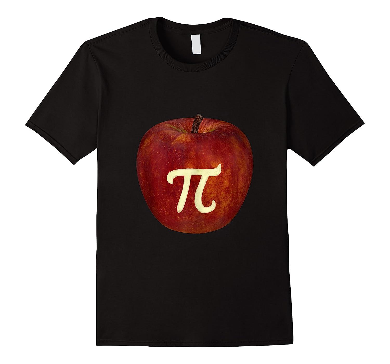 Funny Math Geek Apple Pie Pi Day Tank Top Shirts