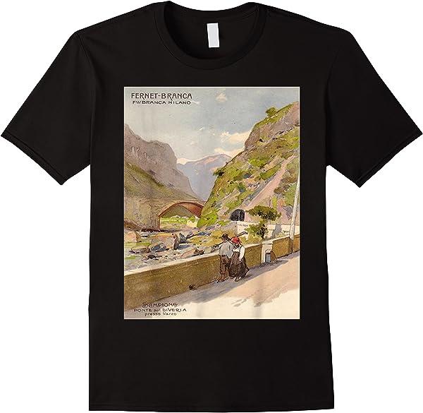 Vintage Poster - Fernet-branca T-shirt