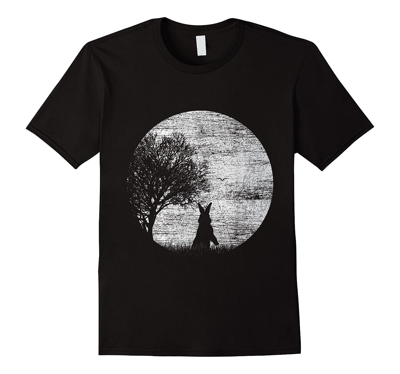 Nature Animal Gift Idea Easter Rabbit Moon Rabbit Shirts