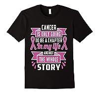 Breast Cancer Awareness Month Pink Ribbon Warrior T T Shirt Black