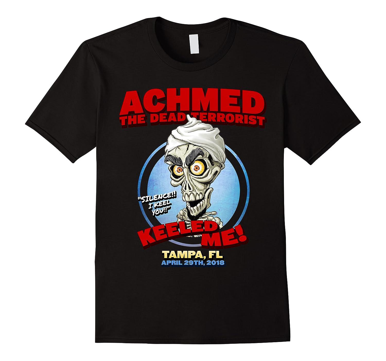 Achmed The Dead Terrorist Tampa Fl Shirt