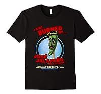 Jose Jalapeno On A Stick Airway Heights Wa T Shirt Black